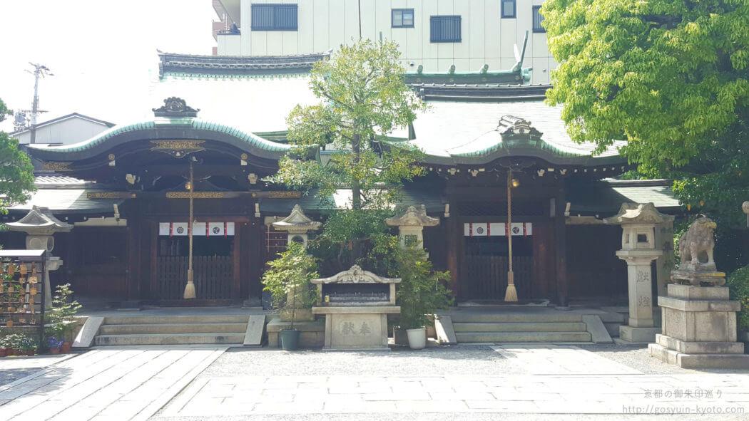 梛神社と隼神社