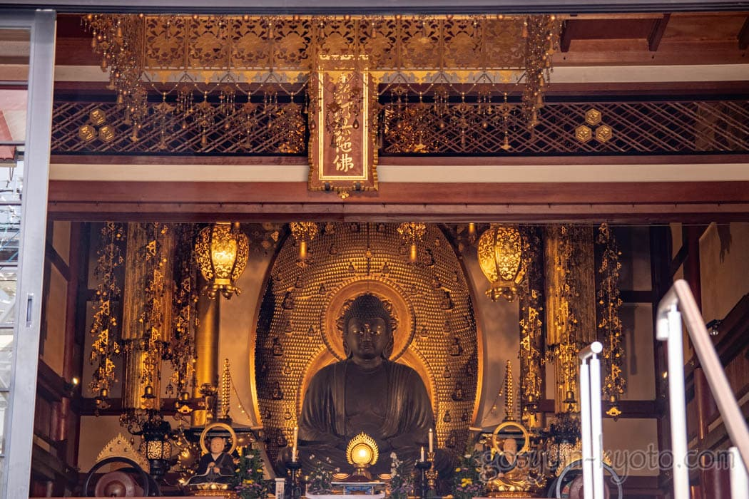 京都市中京区の誓願寺