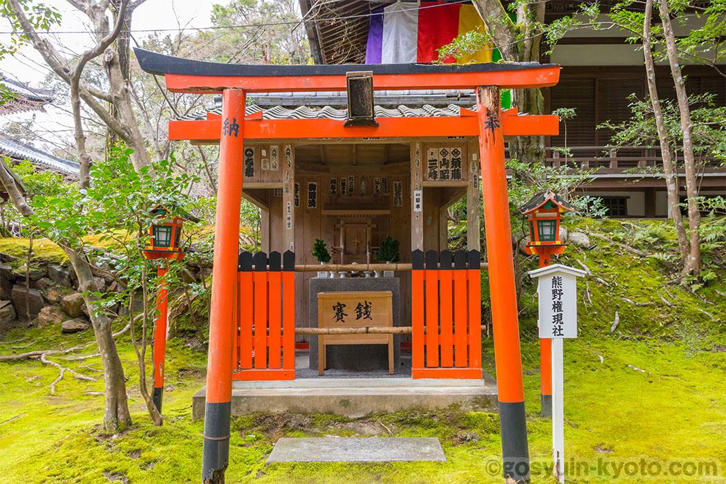 京都市東山区の今熊野観音寺