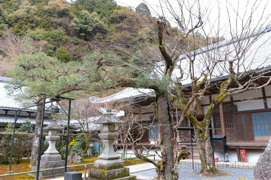 京都市左京区の最勝院高徳庵