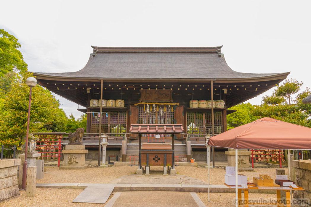 乃木神社の御朱印情報