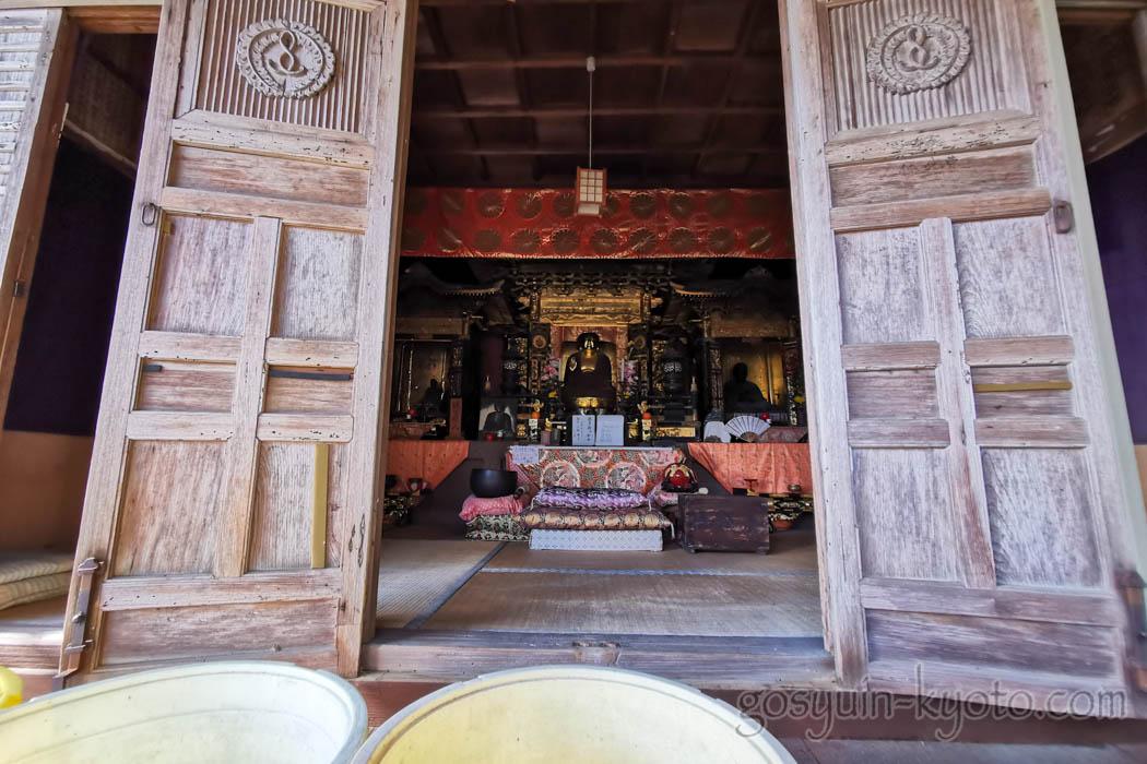 月輪寺の三祖師堂の動画