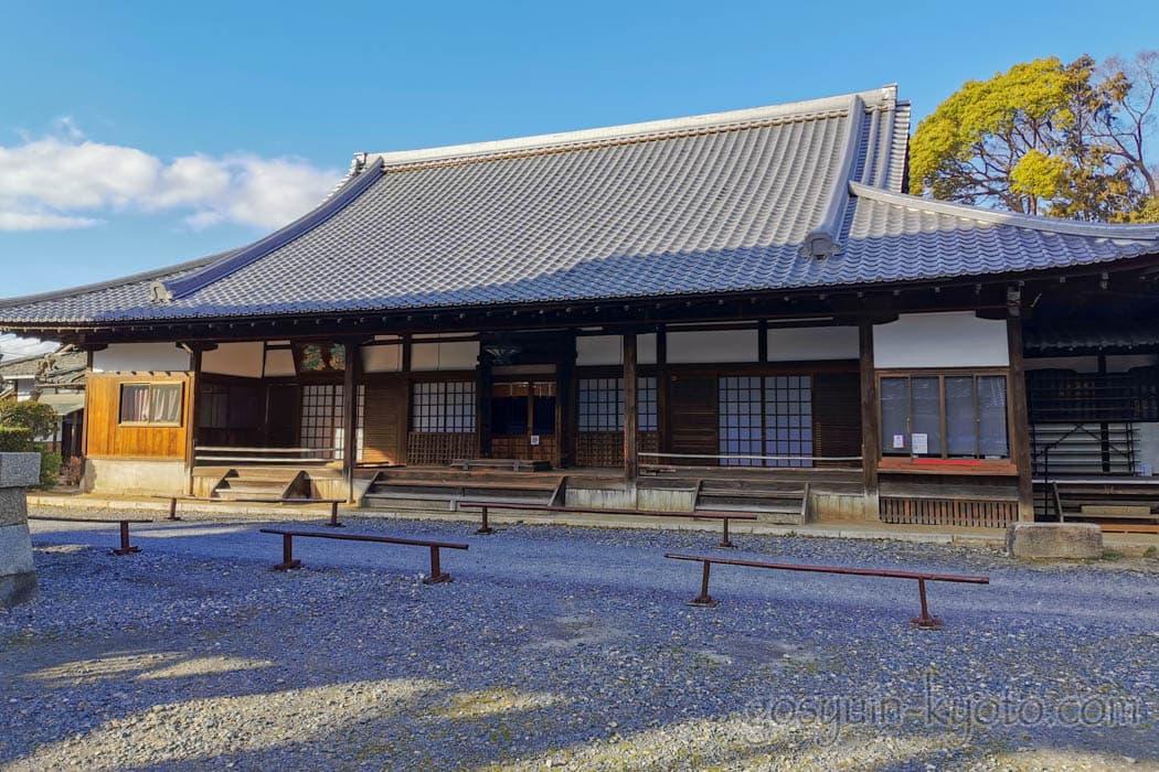 方広寺(京都市)の本堂