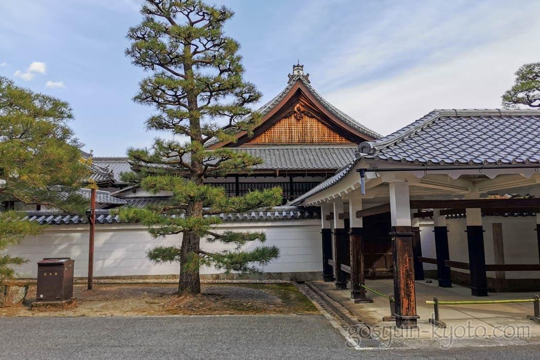 相国寺の開山堂