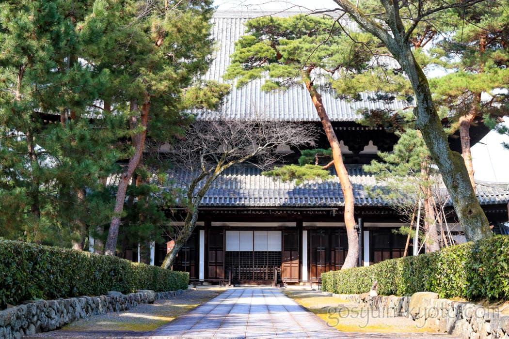 相国寺の法堂