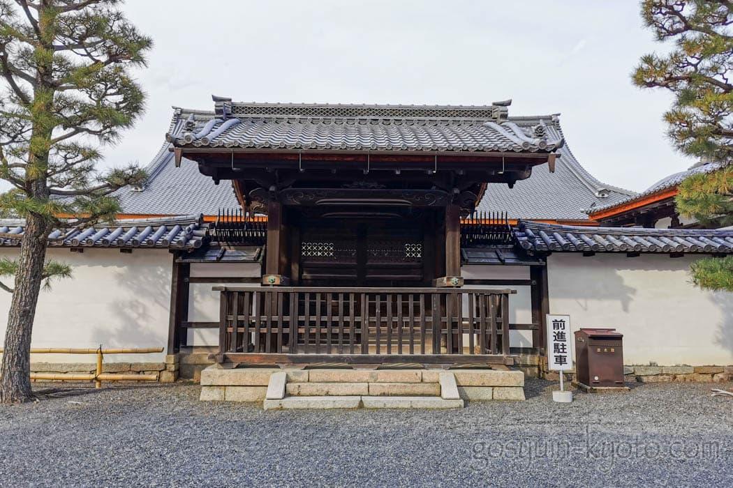 相国寺の方丈