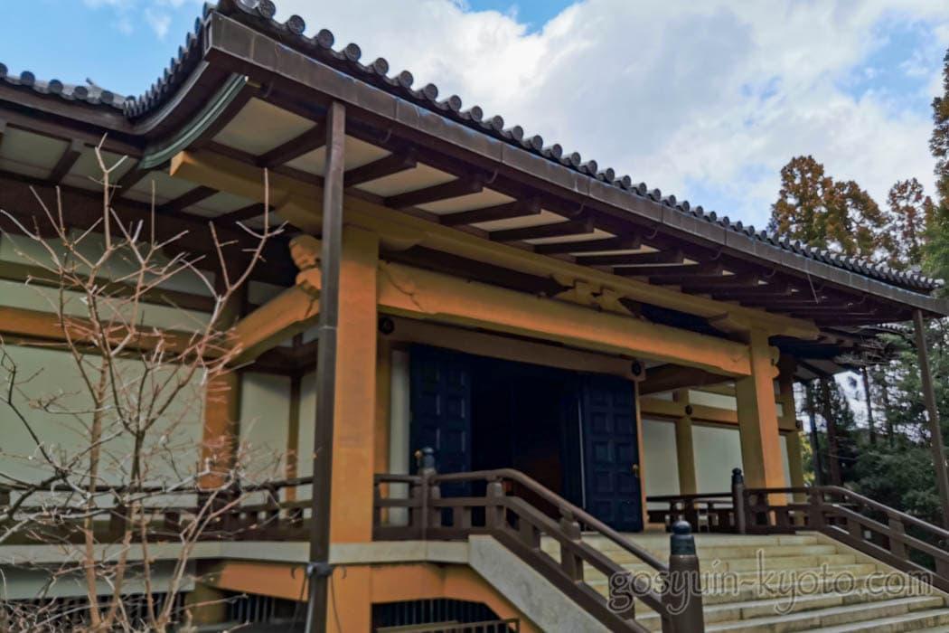 広隆寺の霊宝殿
