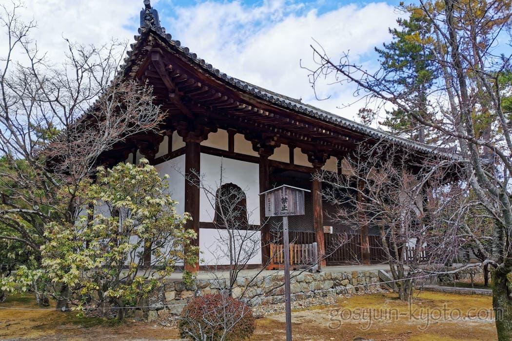 広隆寺の講堂