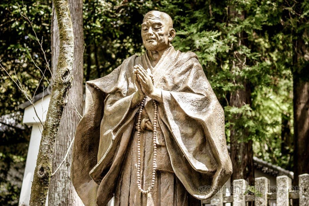京都市東山区の知恩院の法然上人