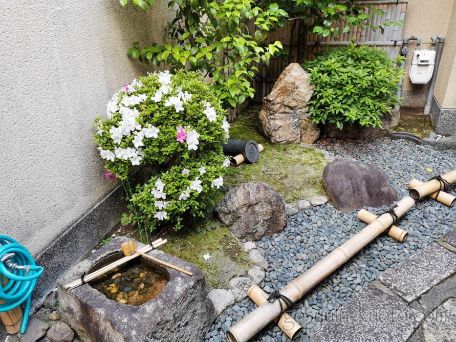 京都市中京区の善長寺