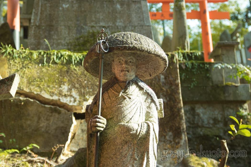 京都市伏見区の弘法ヶ滝