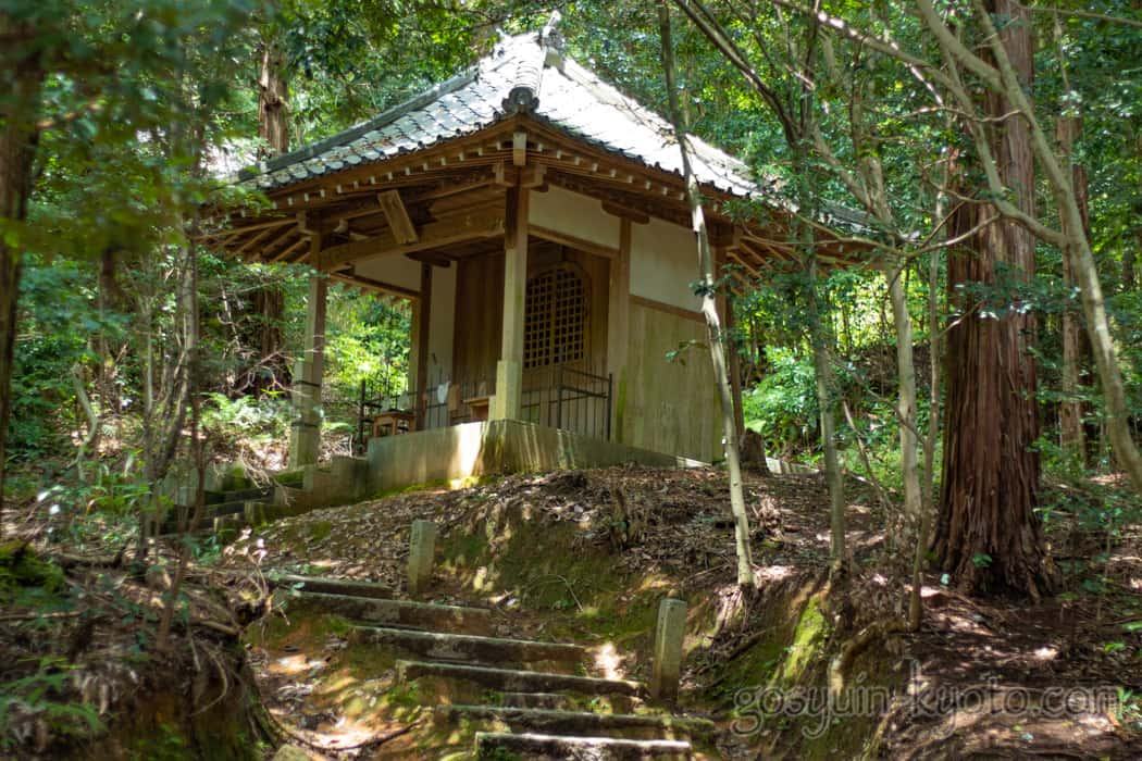 仁和寺の御室八十八ヶ所霊場