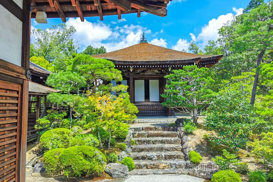 仁和寺の霊明殿