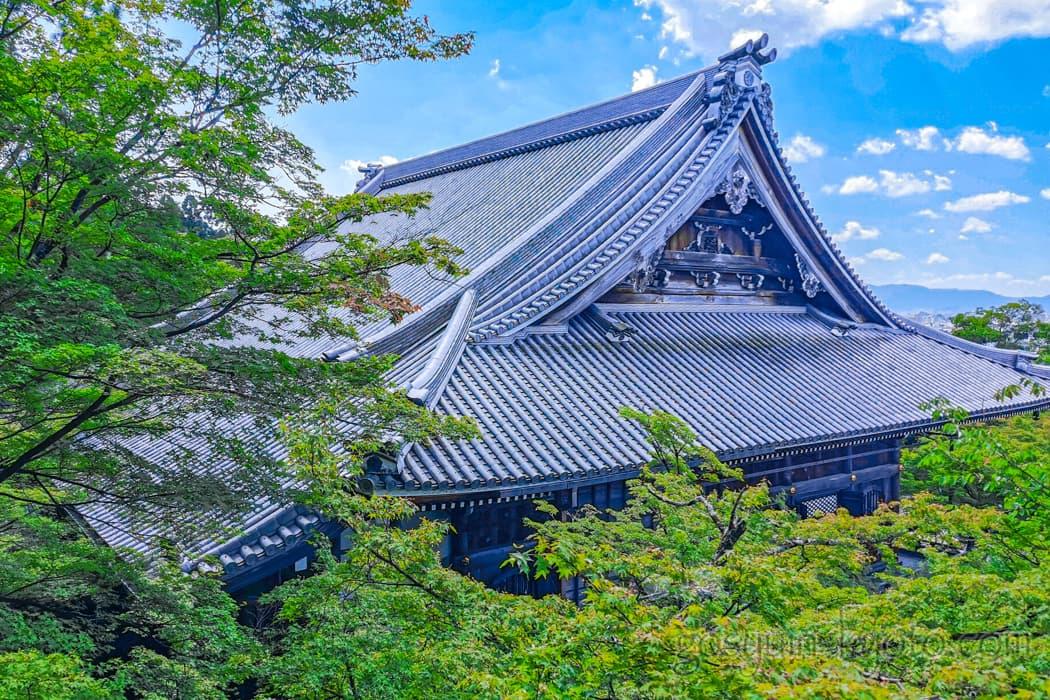 京都市左京区の永観堂禅林寺