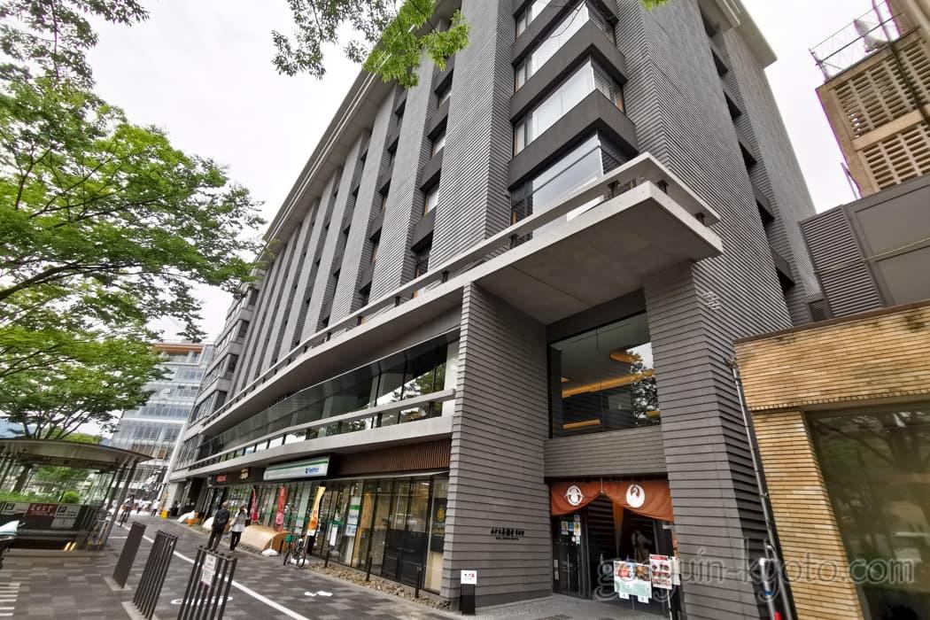 京都市中京区のホテル本能寺