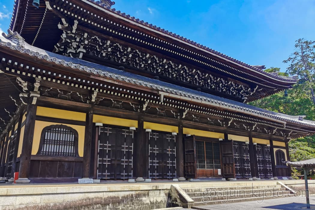 京都市左京区の南禅寺