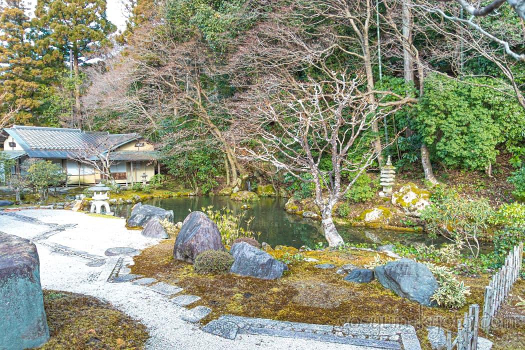 京都市左京区の南禅寺の方丈庭園