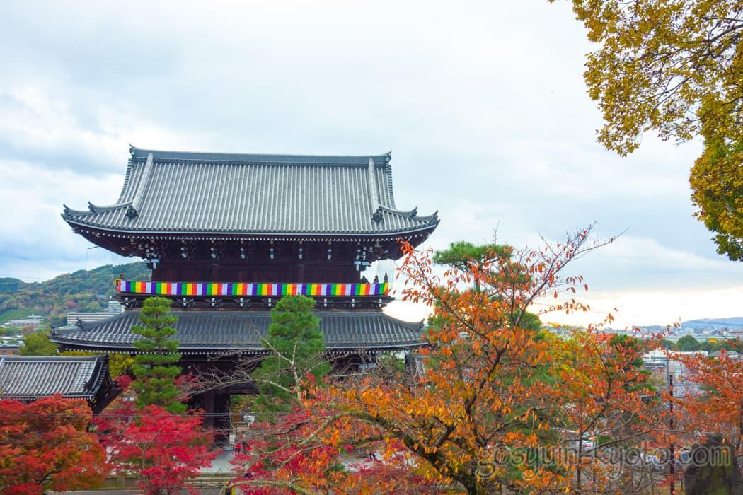 京都市左京区の金戒光明寺