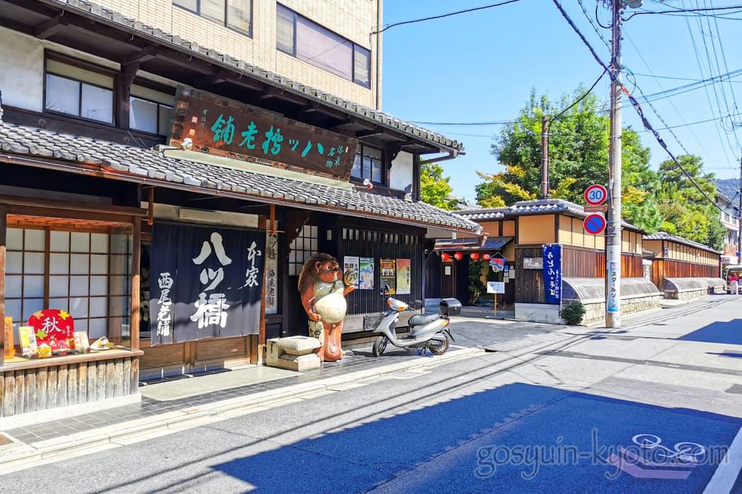京都市左京区の聖護院