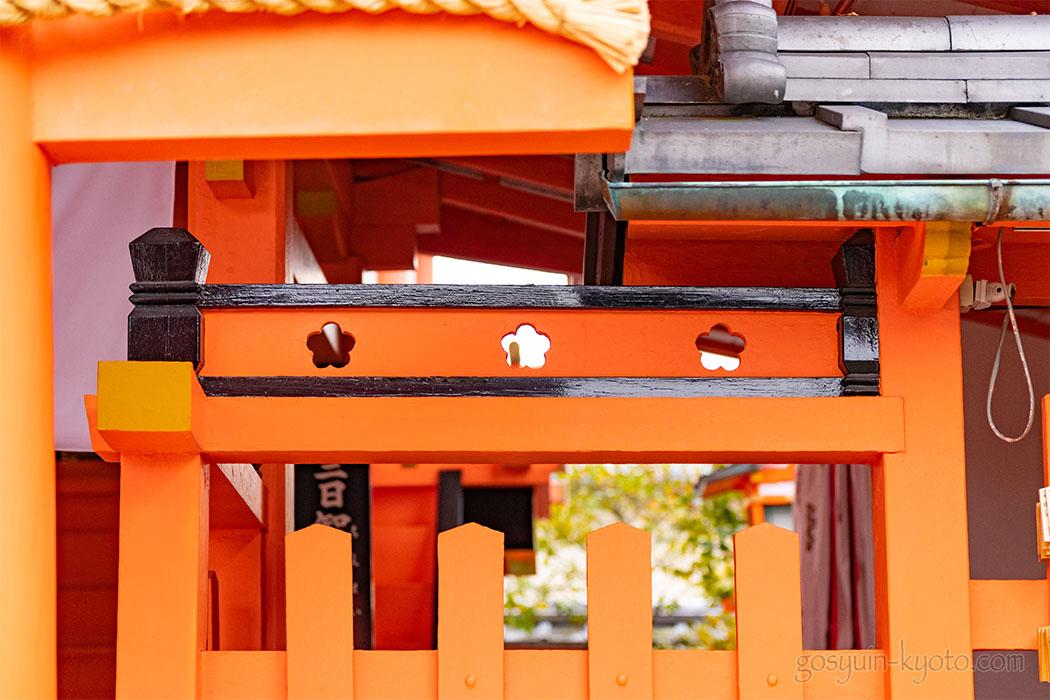 東丸神社の本殿