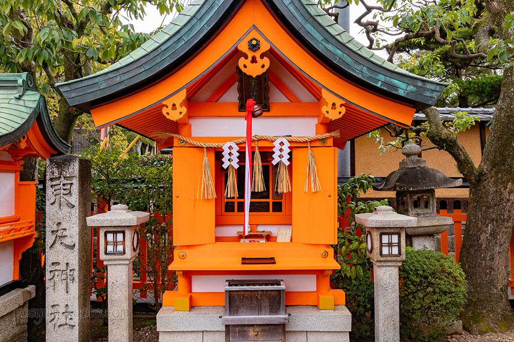 東丸神社の青葉殿