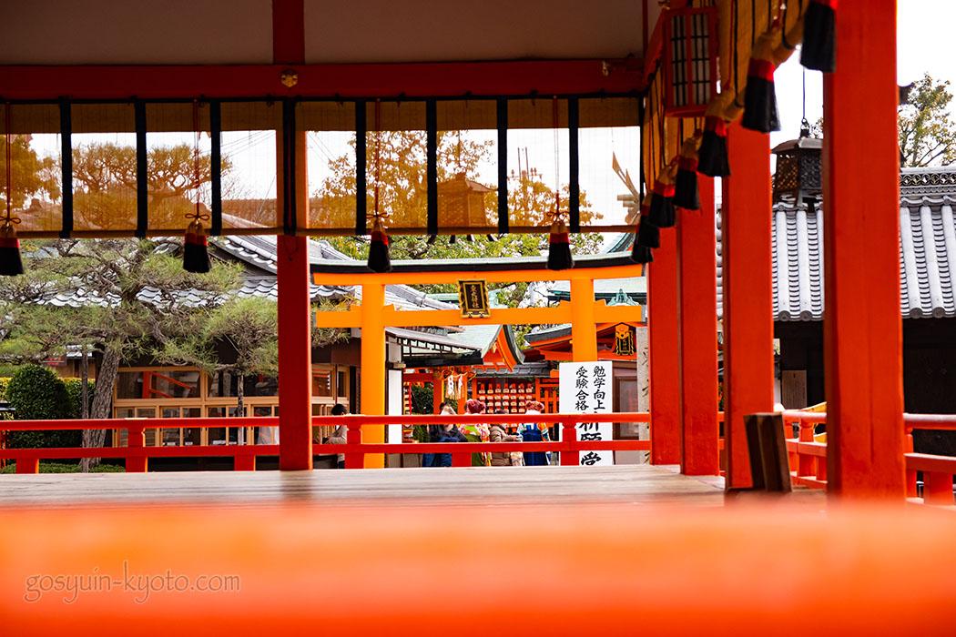 東丸神社の外観