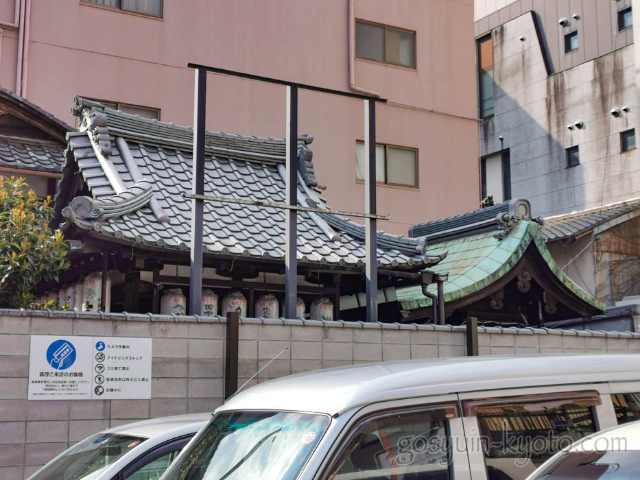 繁昌神社の本殿