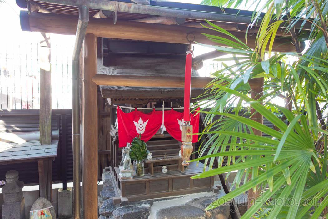 京都市東山区の法性寺