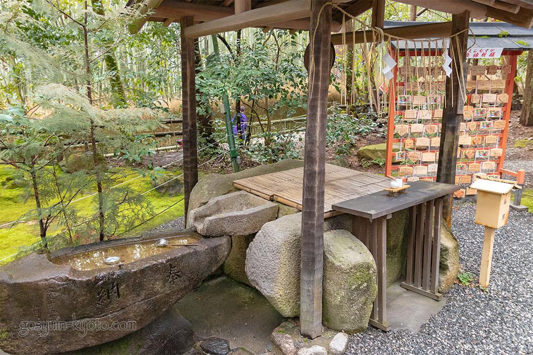 野宮神社の井戸